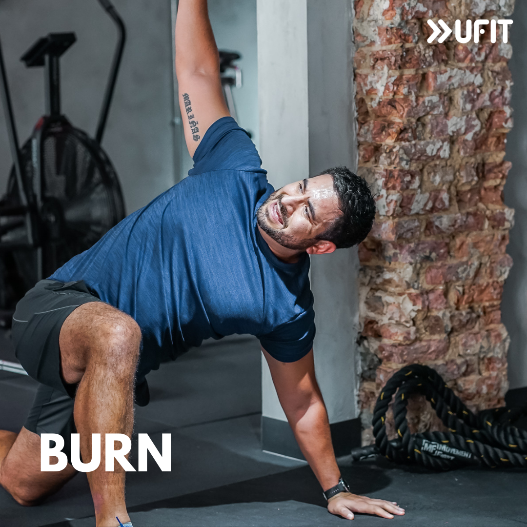 Burn Class at UFIT Studio @ Fairmont