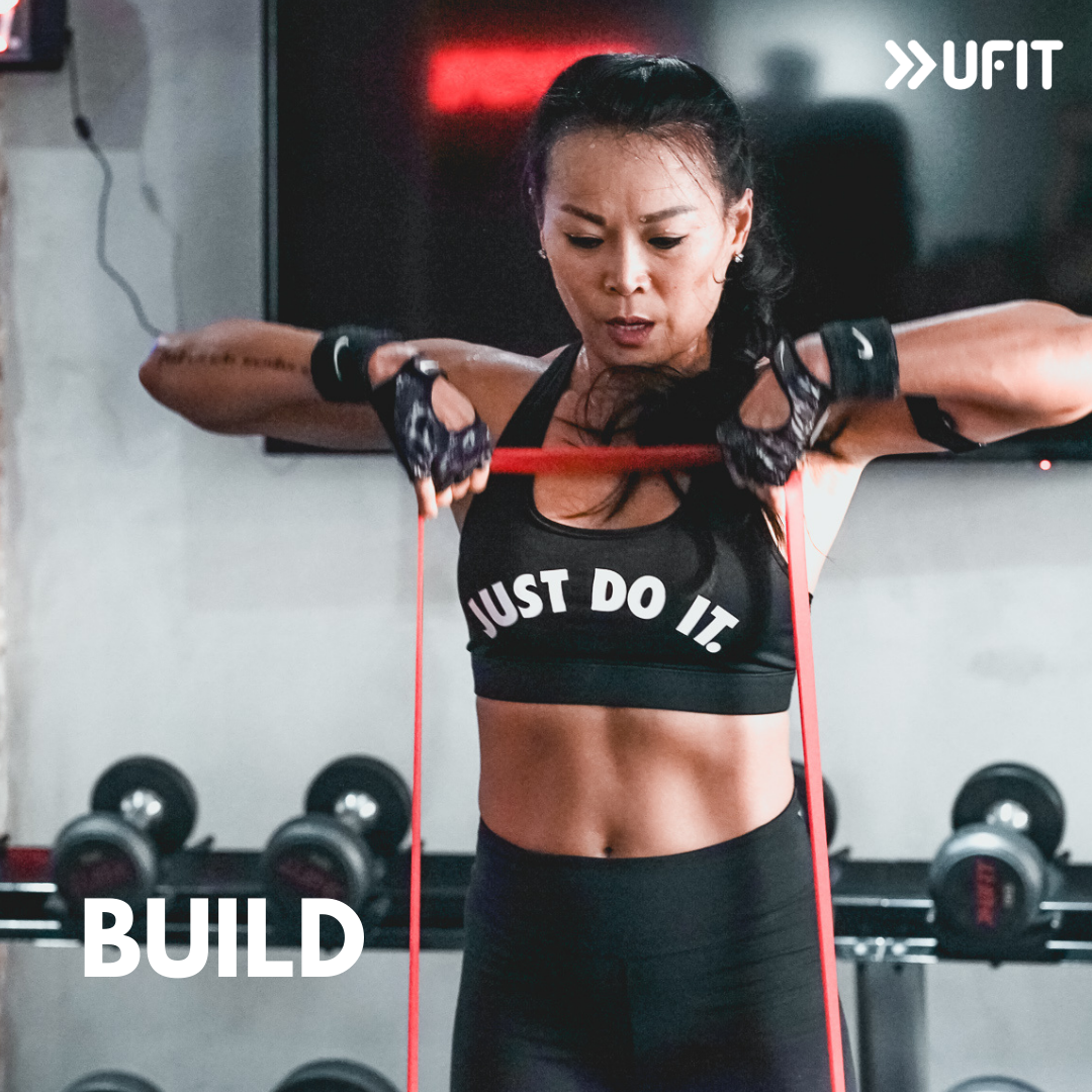 Build Class at UFIT Studio @ Fairmont