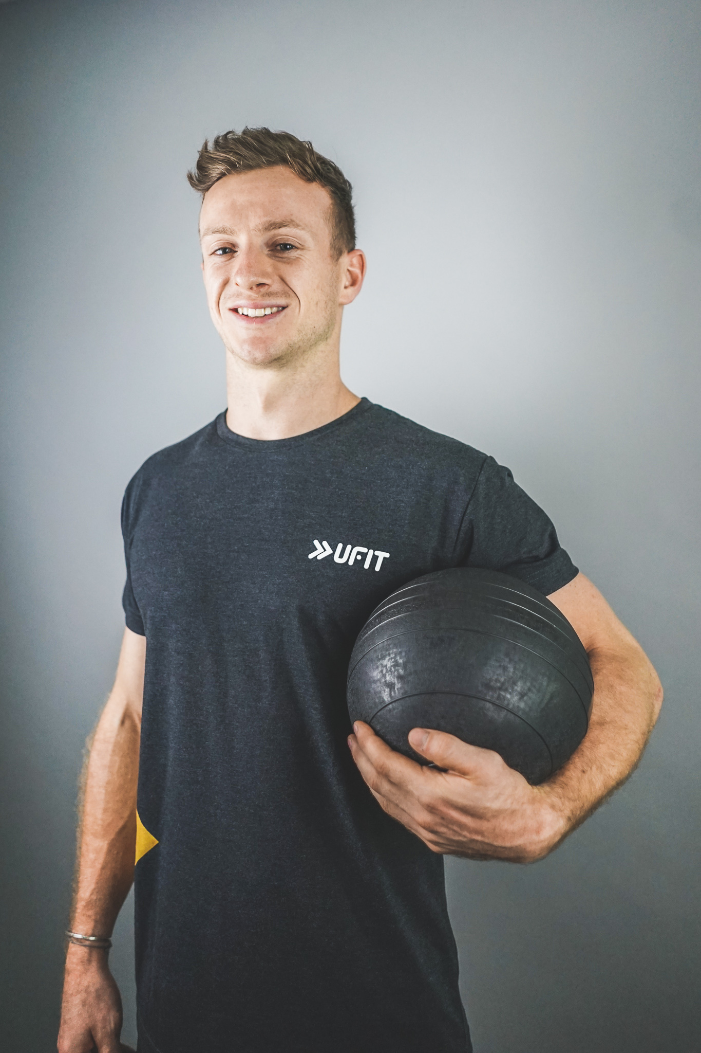 Aaron Tregaskes Personal Trainer at UFIT Orchard Singapore