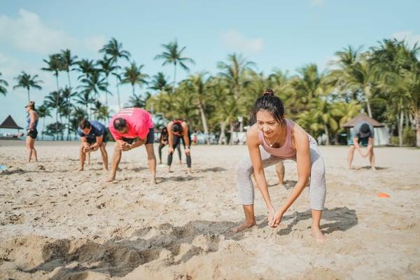 Beach-Bootcamps