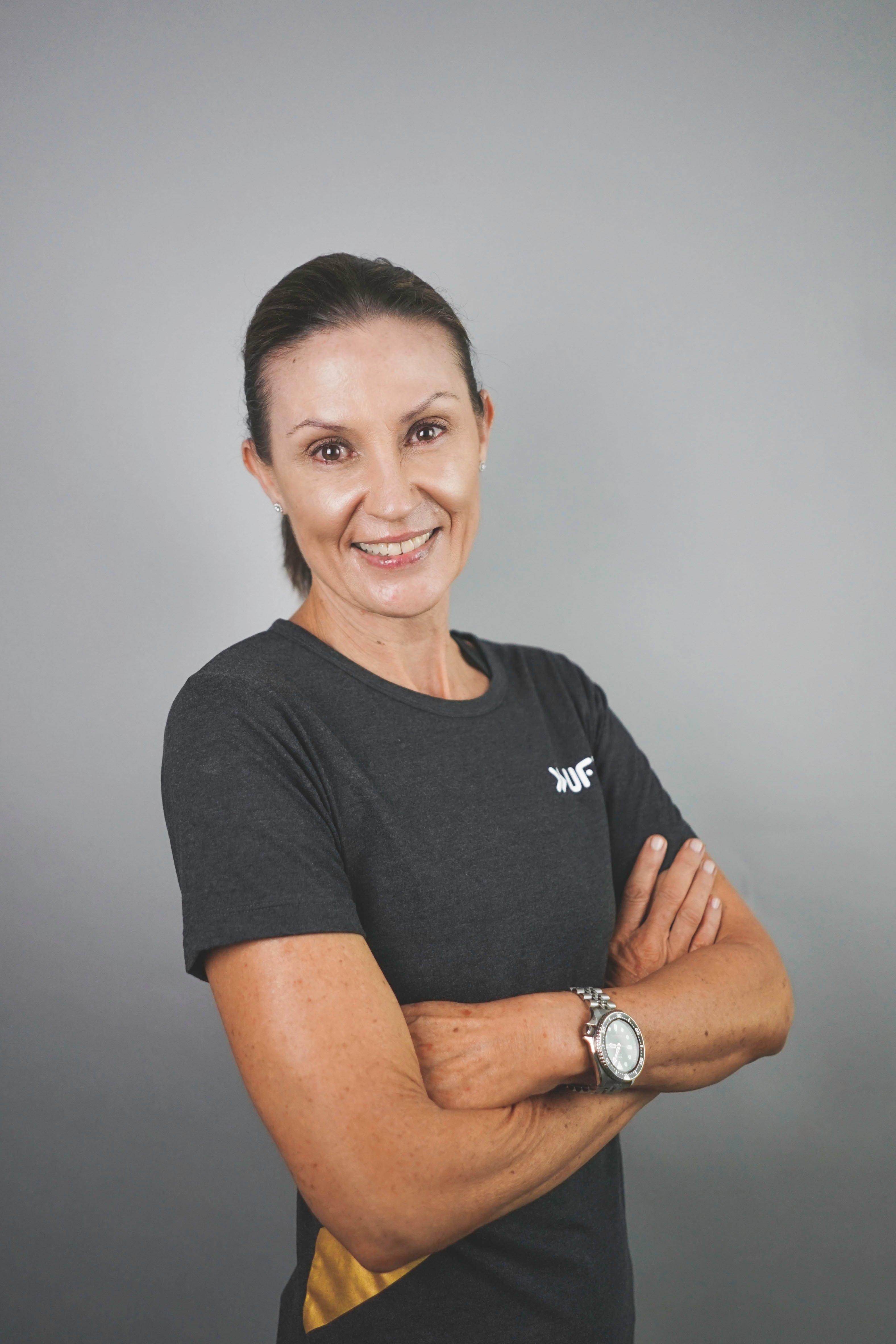 Bridget UFIT Group Class Coach