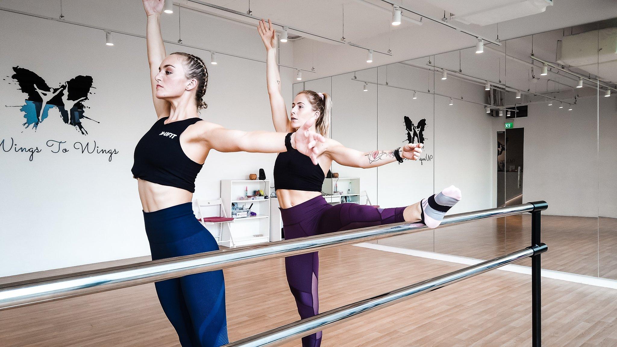 dance class in CBD