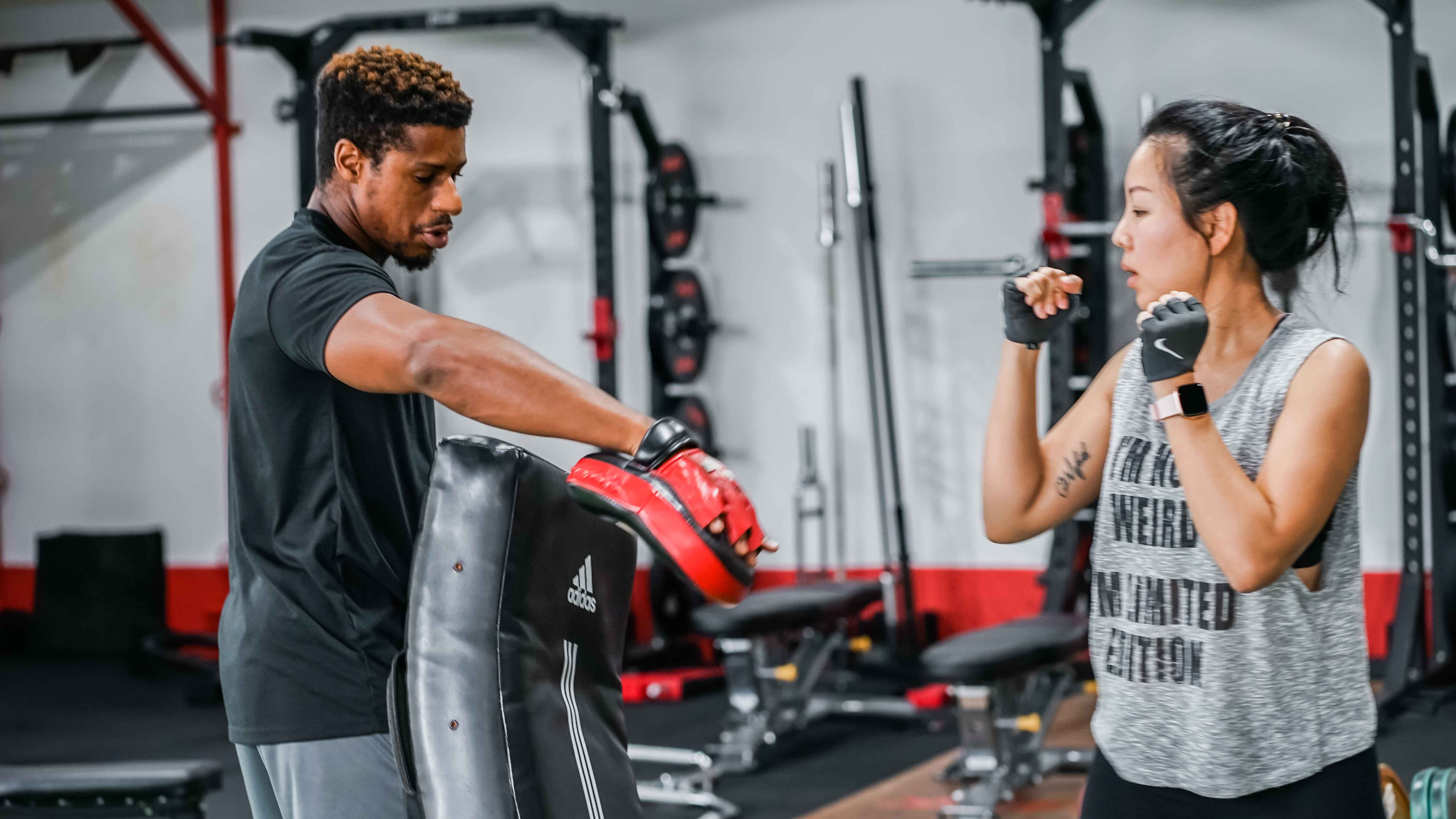 Personal Training at UFIT One North Gym