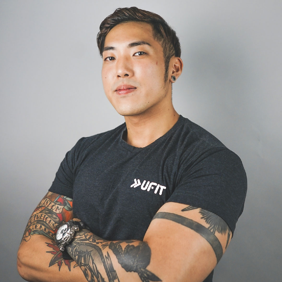 Daryl Tan Personal Trainer Singapore