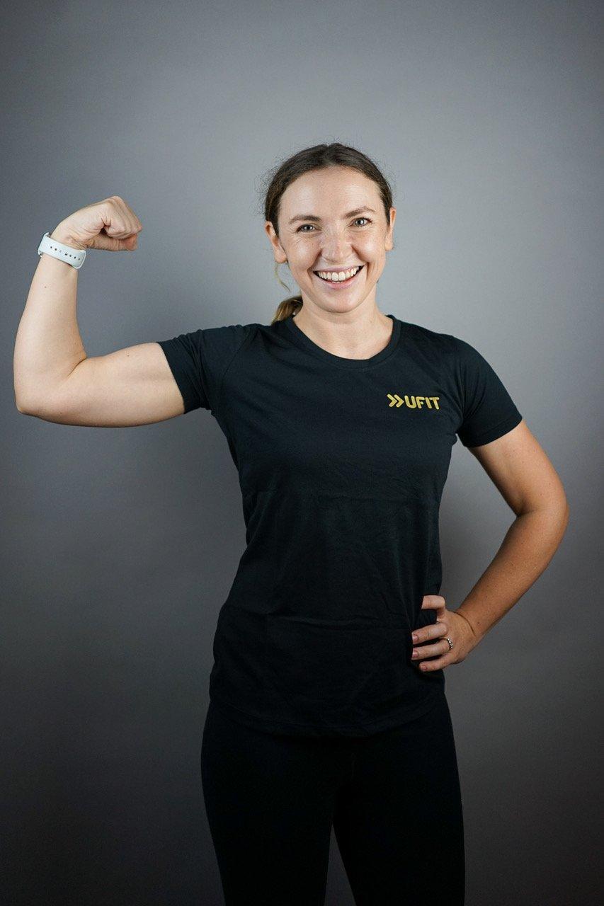 Emily Drakes UFIT Physiotherapist