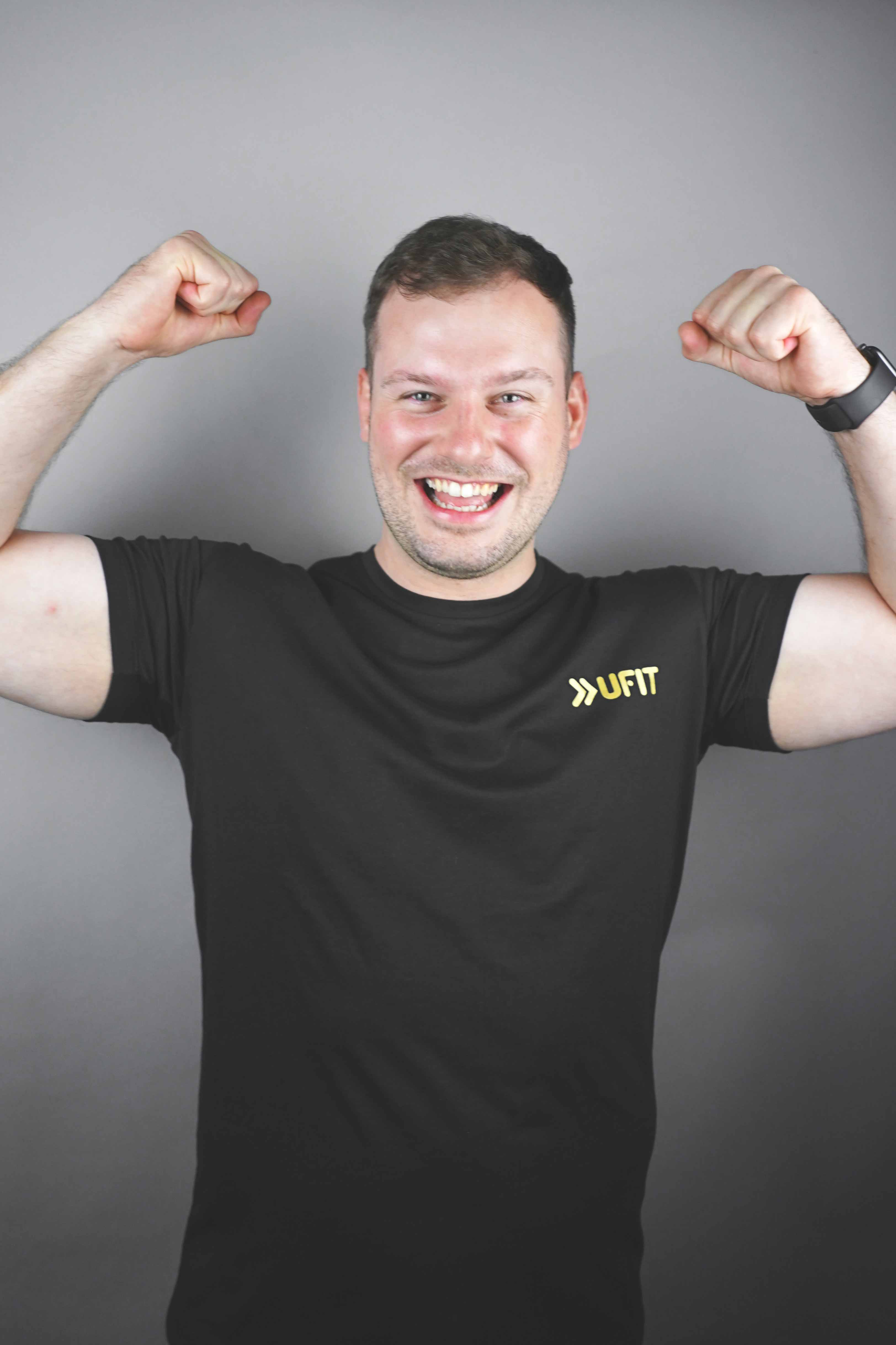 Eoin Scullion Personal trainer UFIT Singapore