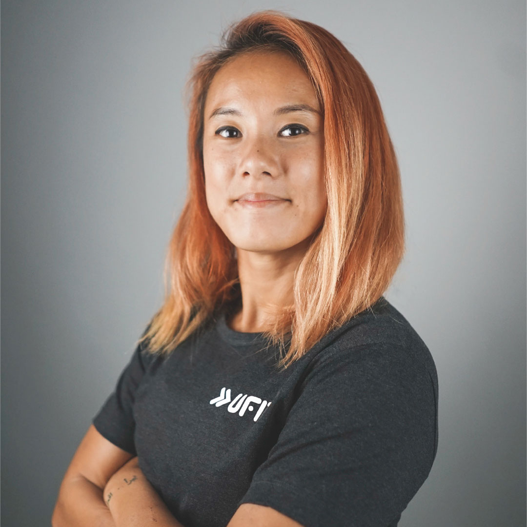 Eunice Chu Personal Trainer at UFIT Orchard