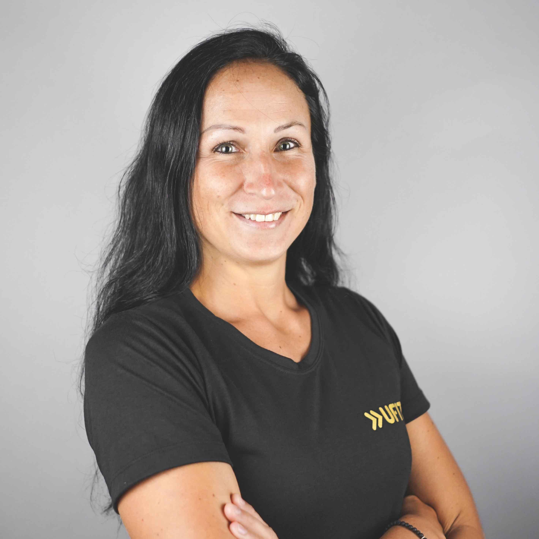Evi Buzasi UFIT Personal Trainer