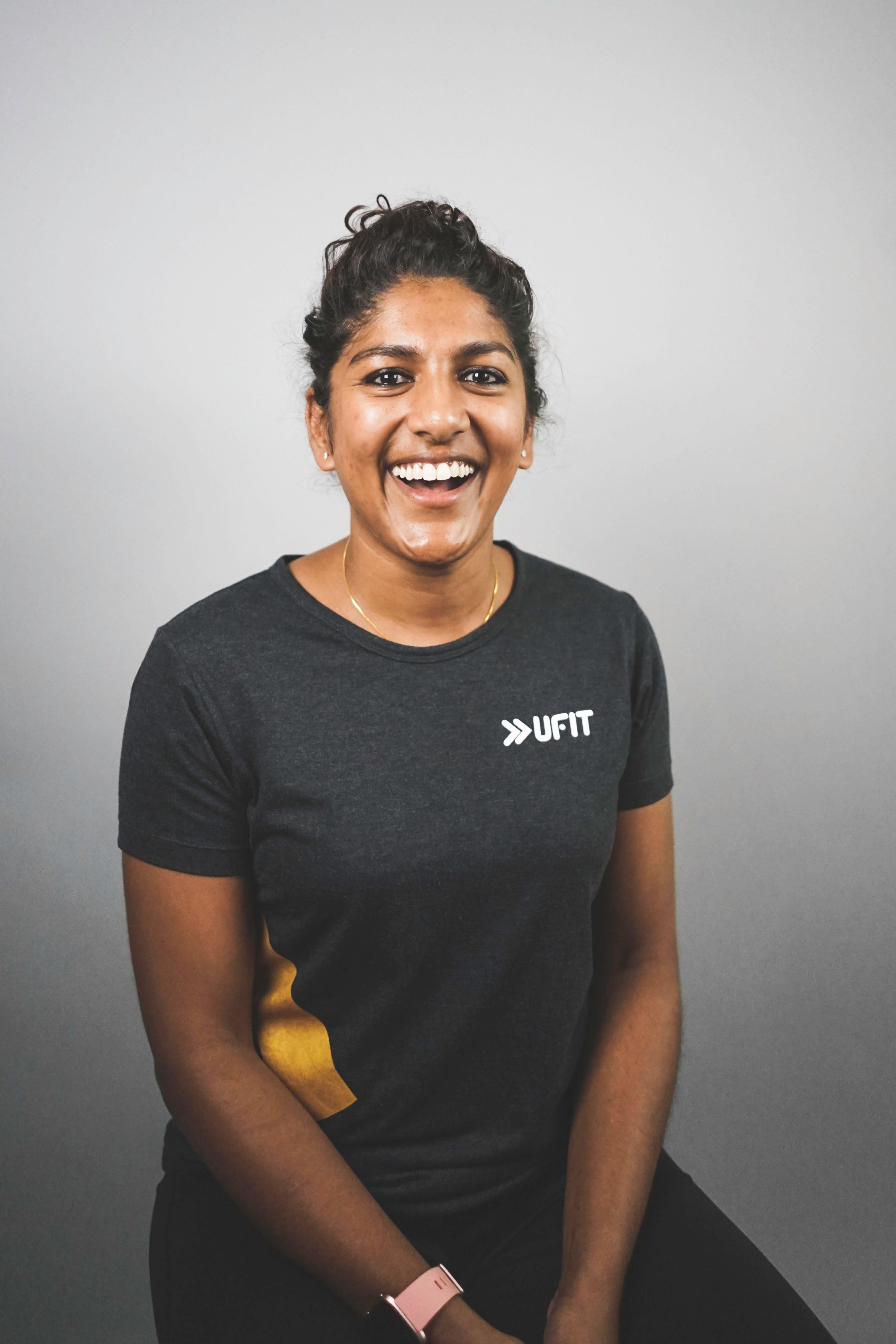 Gaya Mahendram UFIT Physiotherapist