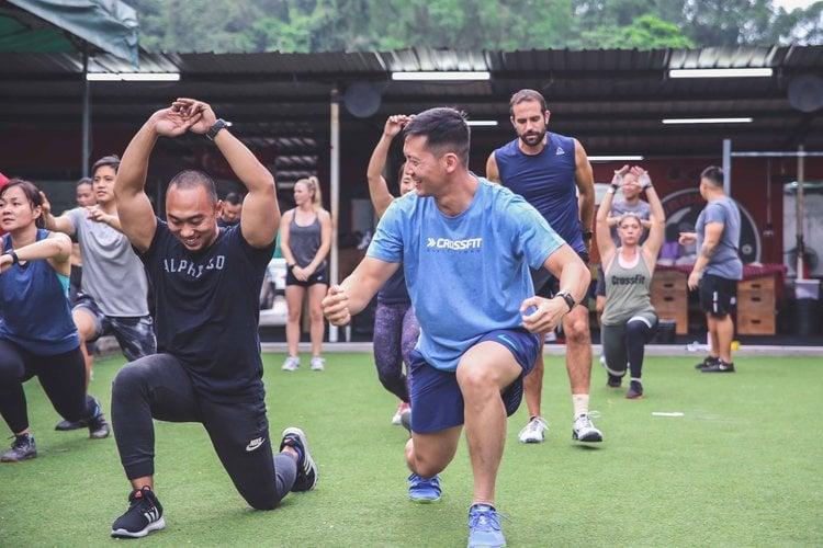 Group Personal Training - Bukit Timah