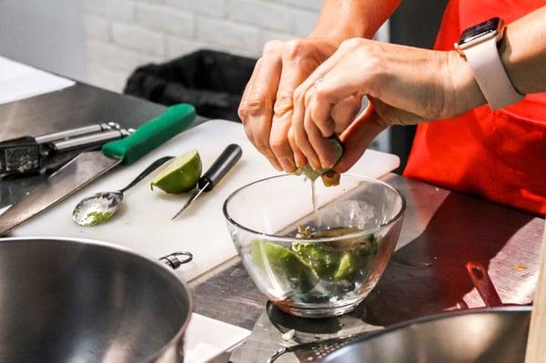 Michelle McKenna's Cooking Class