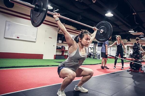 UFIT Personal Trainer Devina at UFIT Orchard