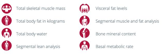 InBody Scanner Benefits