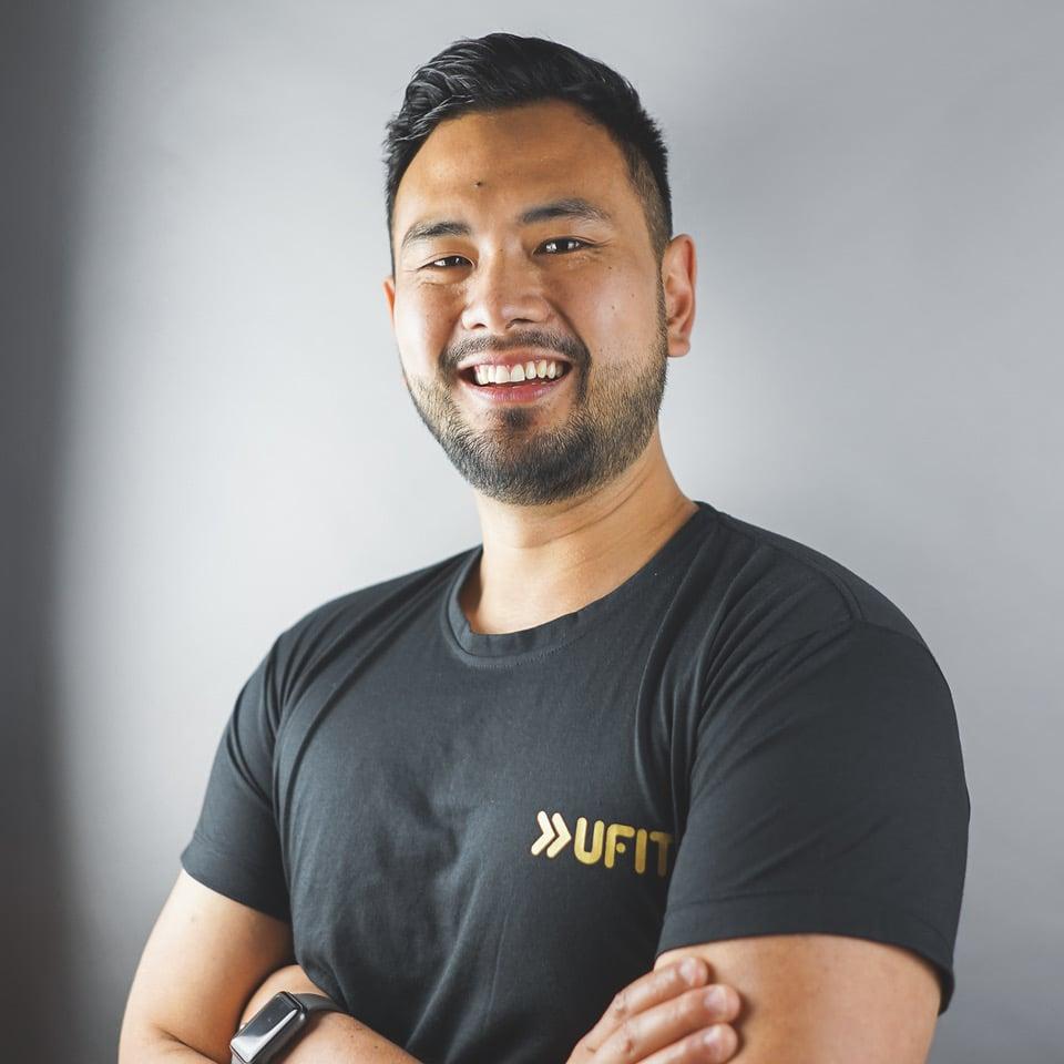 Lee Kong Ee UFIT personal trainer fairmont studio