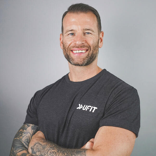 Leigh Head of Personal Training