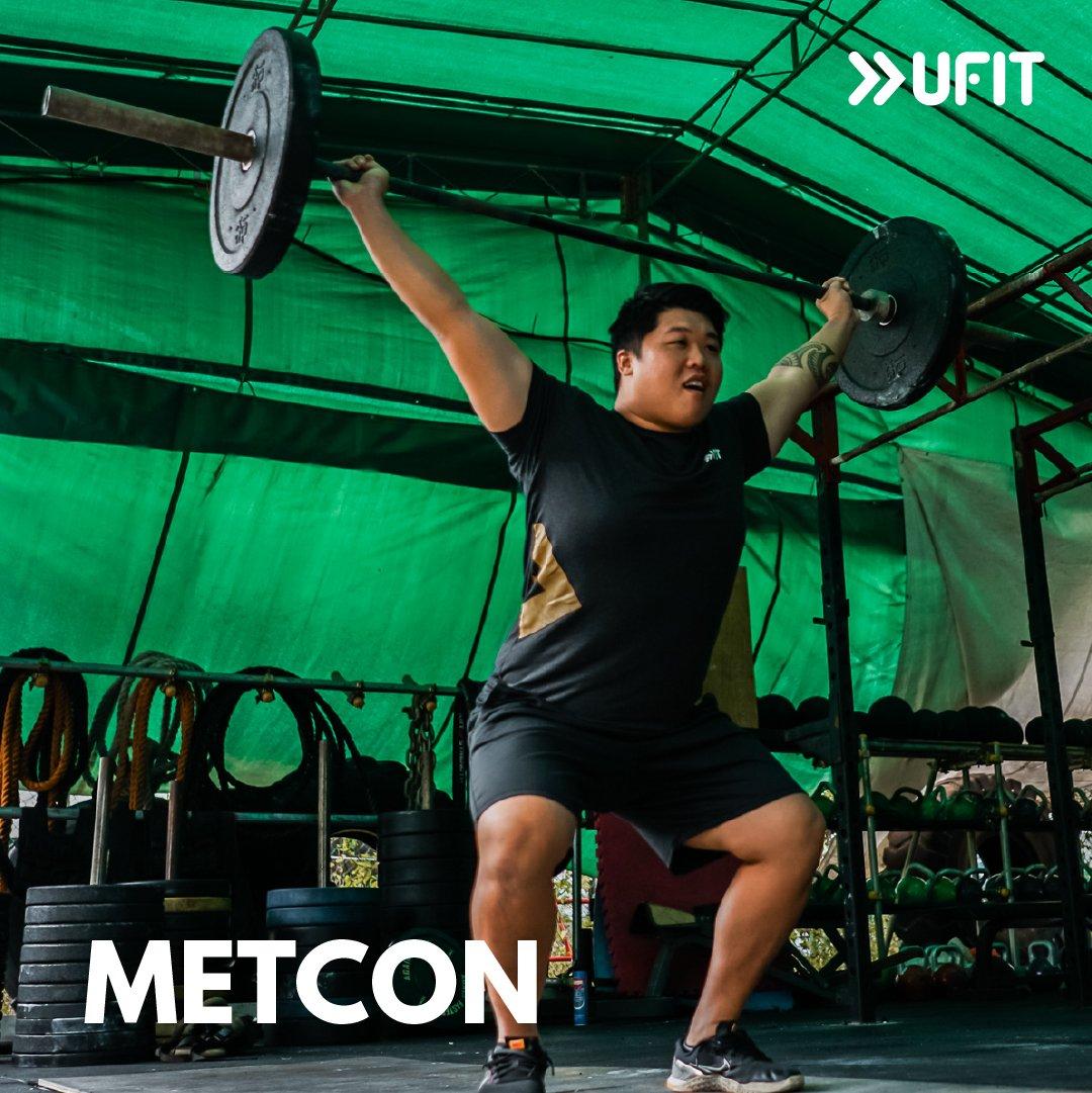 METCON OUTDOOR NEW