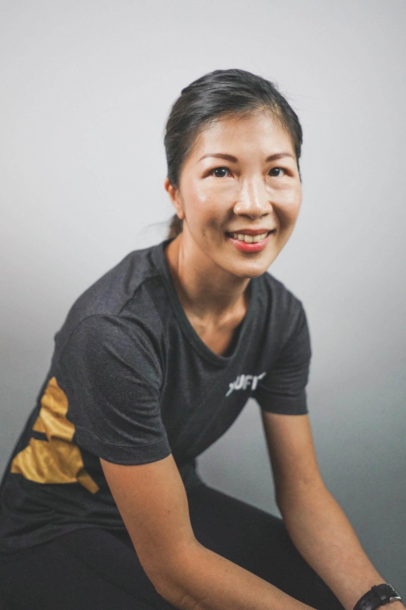 Margaret Lim UFIT Pilates Instructor