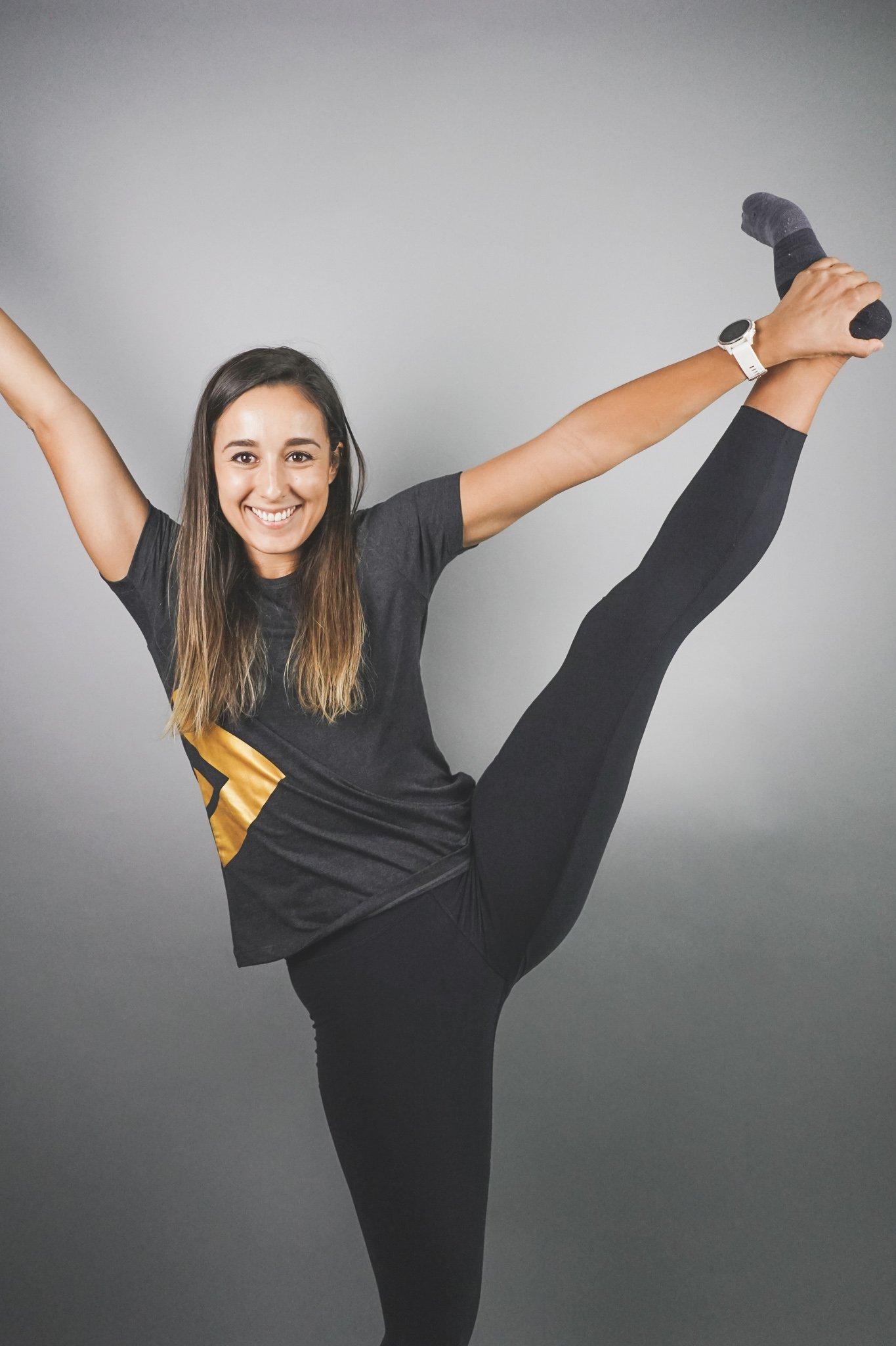 Pamela Ibarra UFIT Nutritionist
