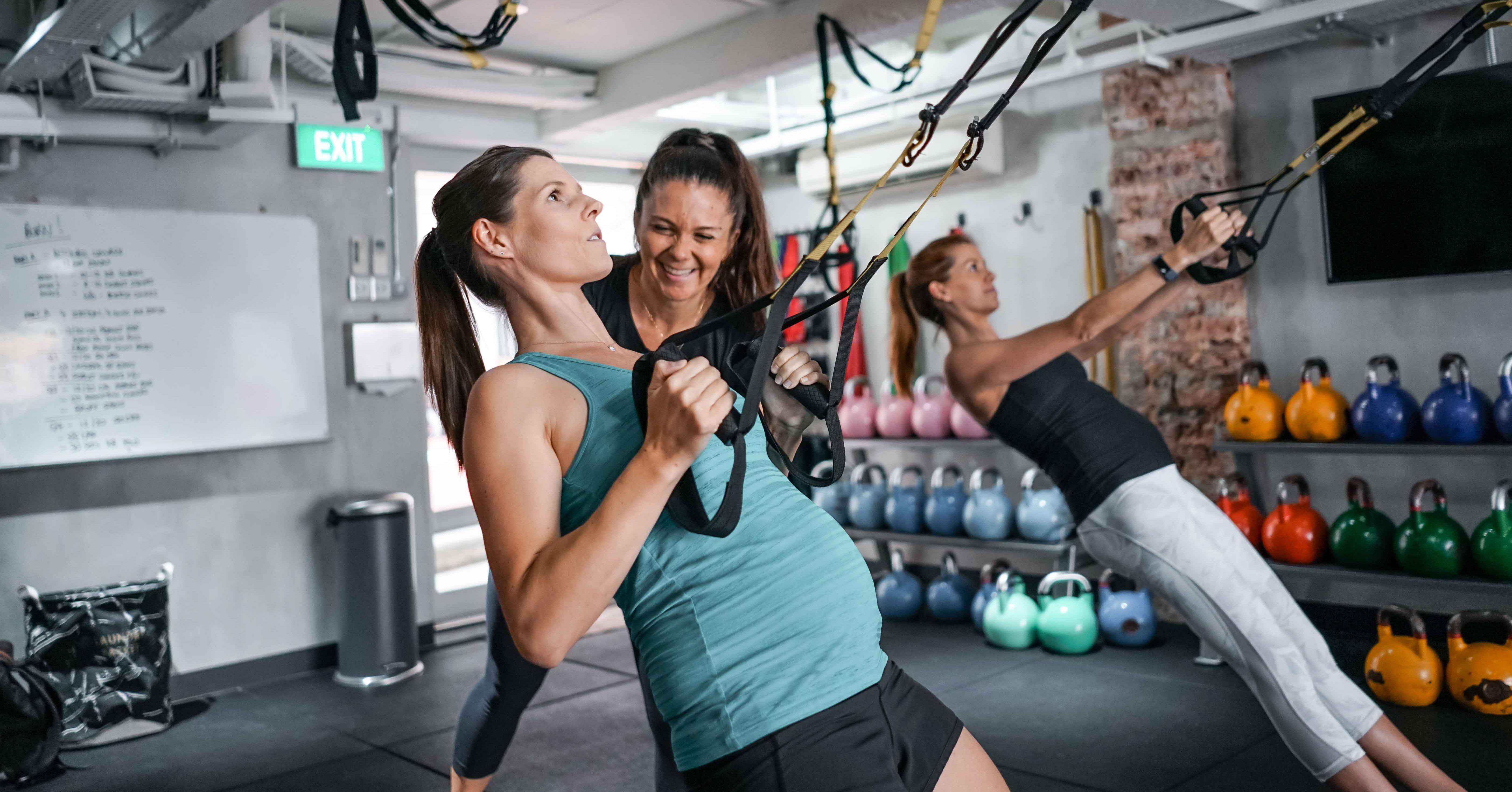 Prenatal-Strength-Class