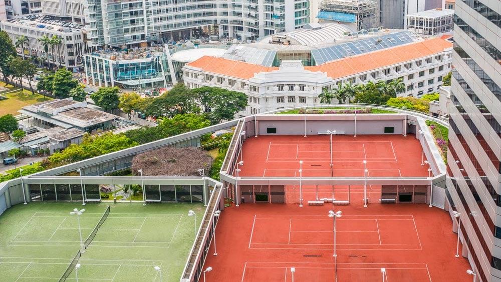 Savitar Tennis Centre