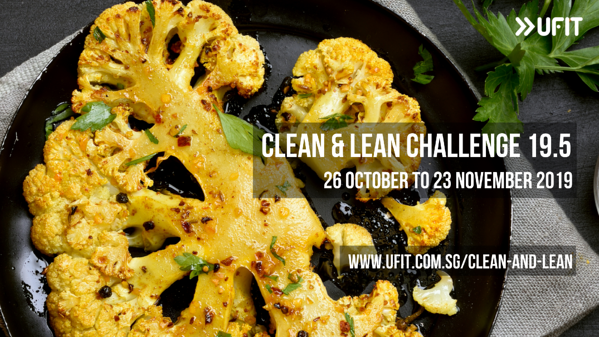 Clean and Lean Challenge 19.5