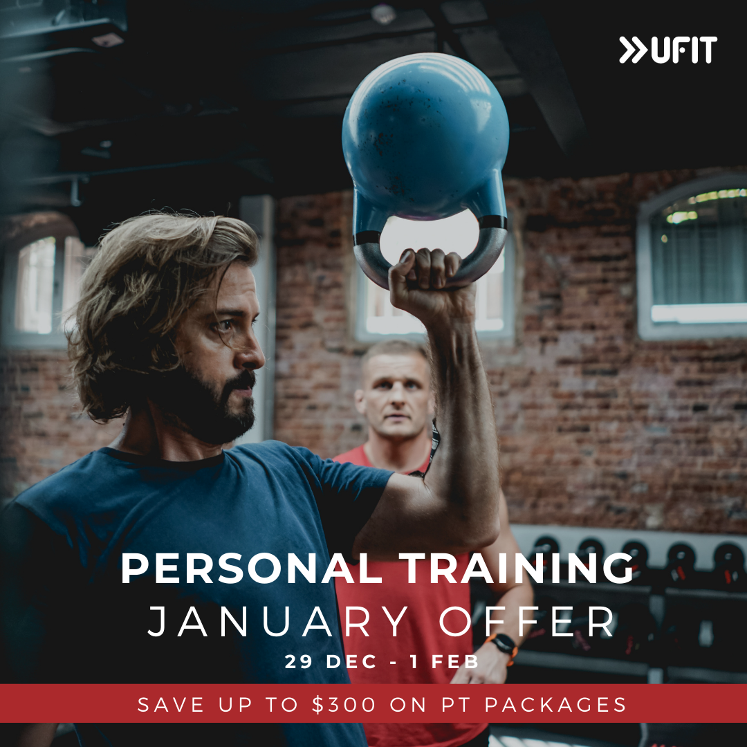 Personal training offer