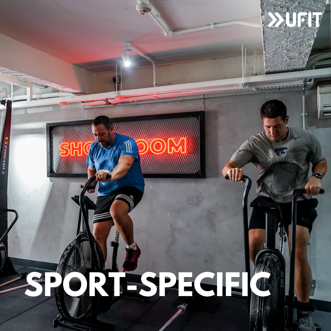 Sport-Specific Group Training