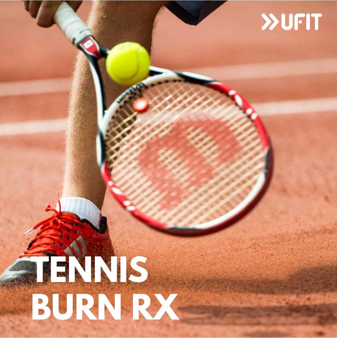 TENNIS BURN RX