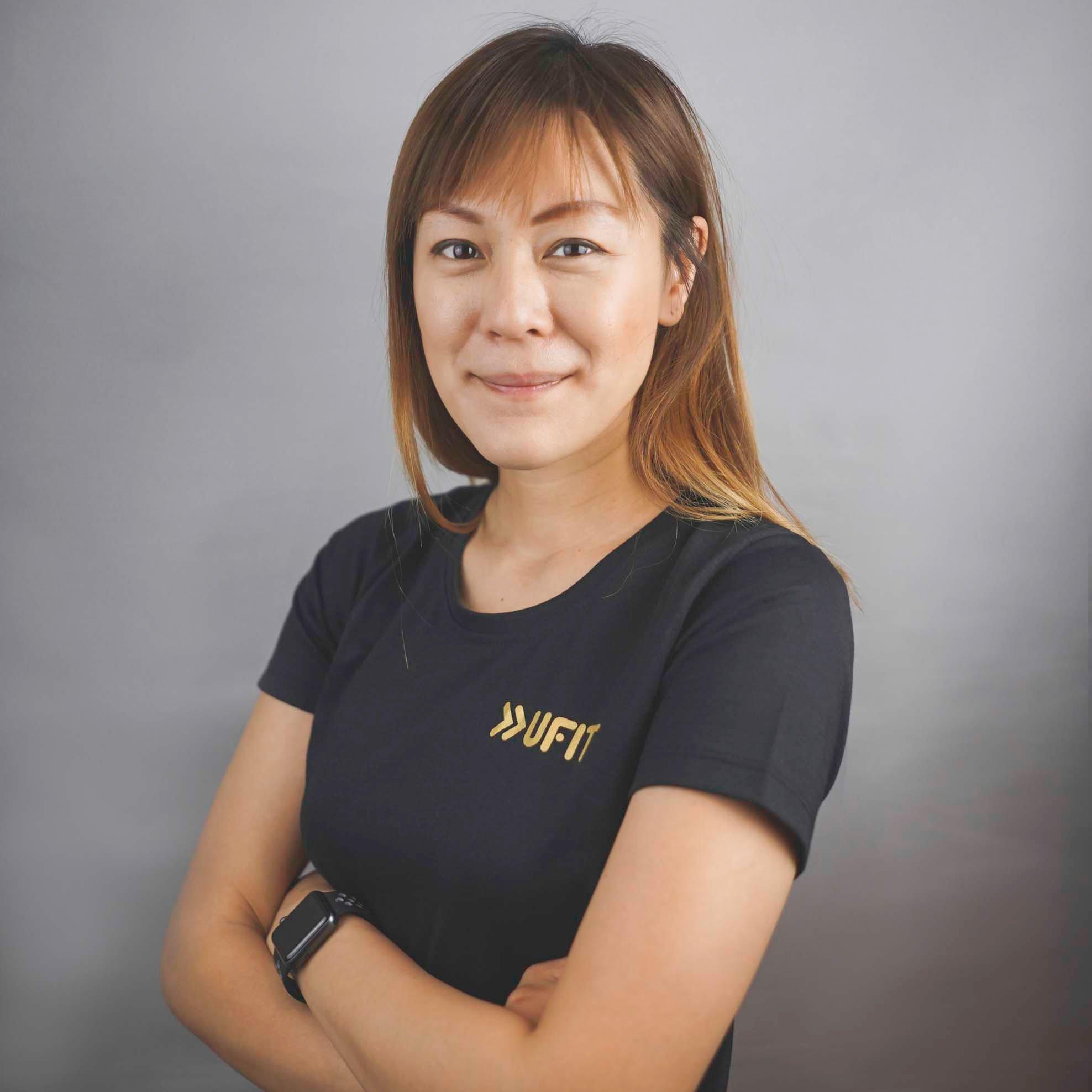 UFIT Fiona Nutritionist