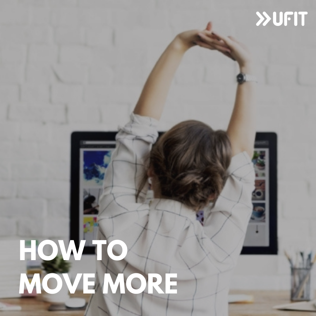 UFIT How to Move more