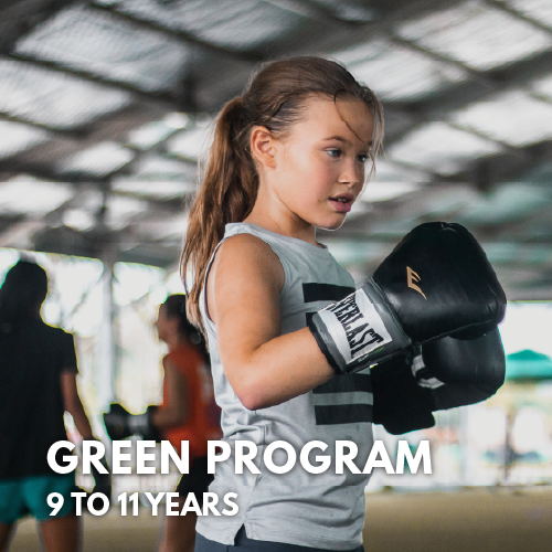 UFIT Sports Academy - Green