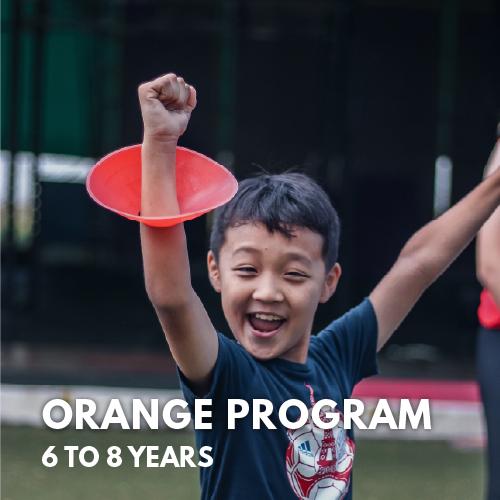 UFIT Sports Academy - Orange Program