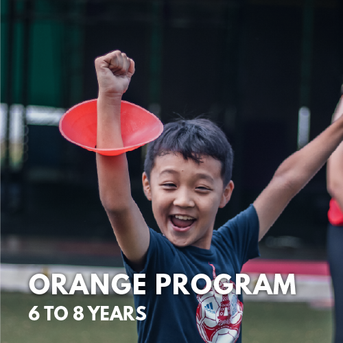 UFIT Sports Academy - Orange Program