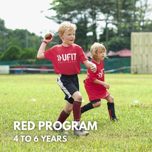UFIT Sports Academy - Red Program