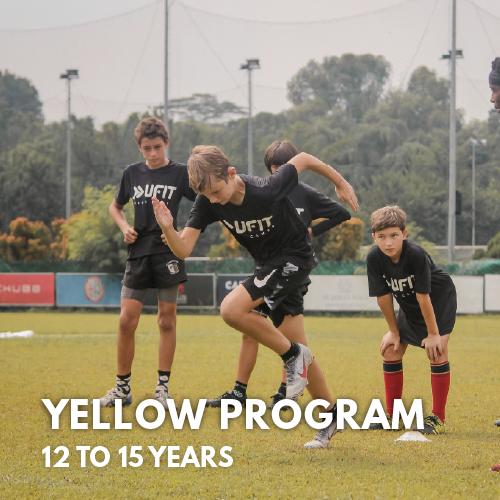 UFIT Sports Academy - Yellow Program