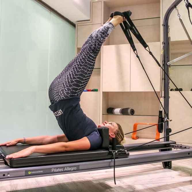 UFIT-pilates-reformer