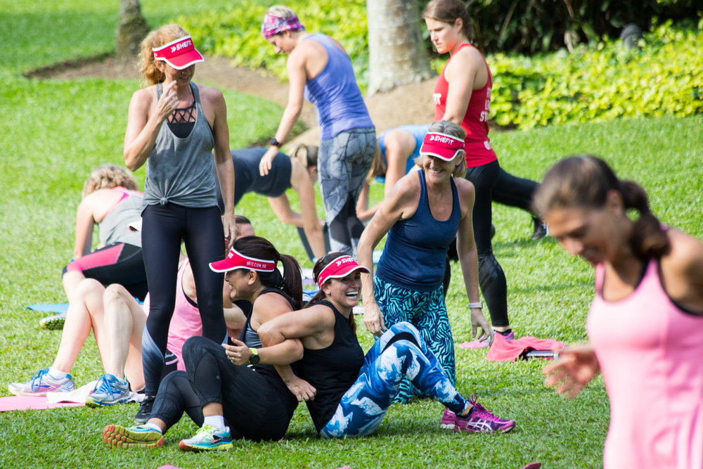 UFIT BOOTCAMP CLASSES