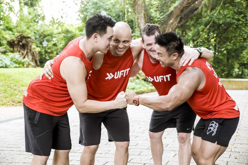 UFIT BOOTCAMPS FOR MYDOC USERS