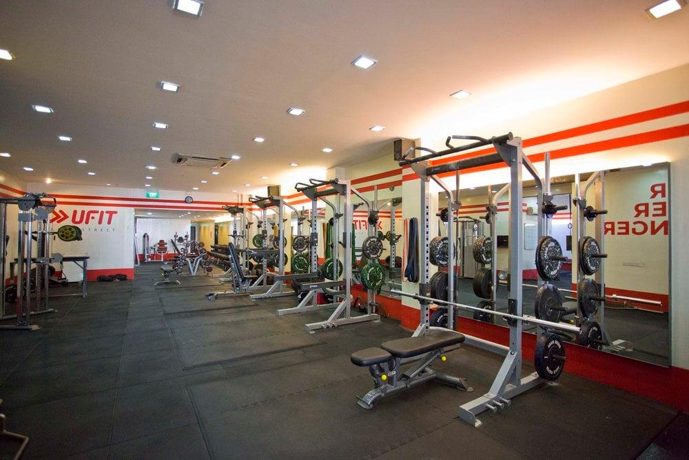 Amoy Gym CBD
