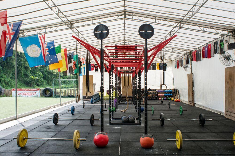 Bukit Timah Crossfit gym