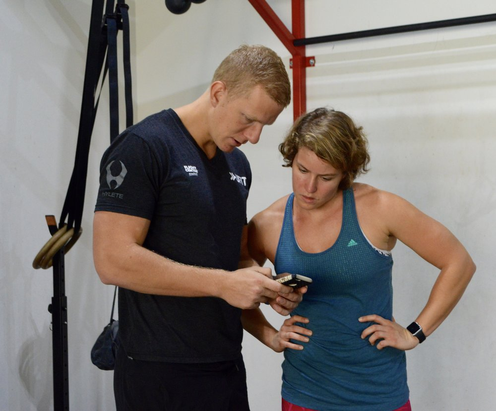 One North Personal training Tom Clarke