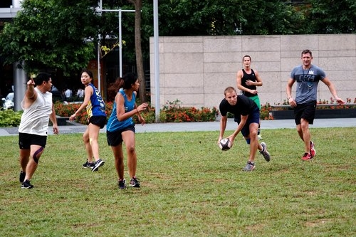 RUGBY CONDITIONING