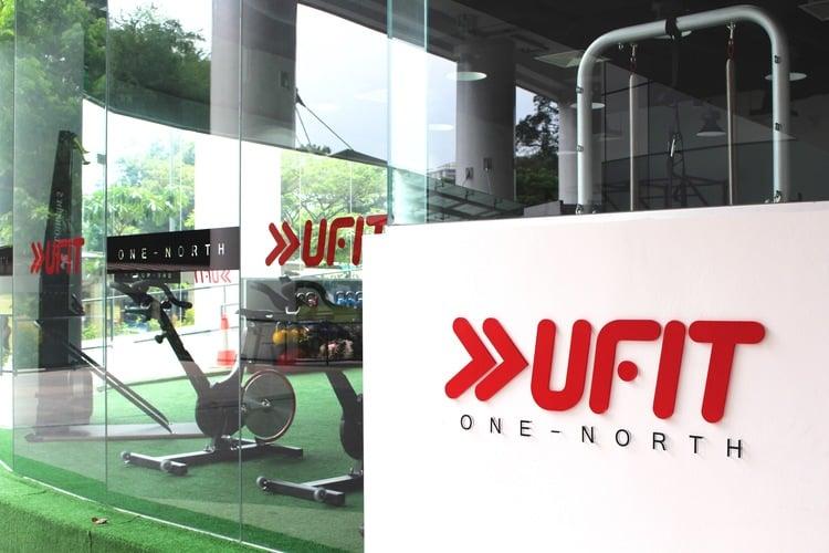 one-north gym