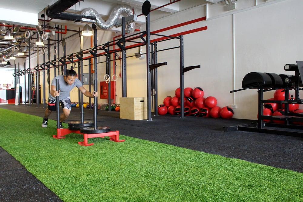 Tanjong Pagar Personal Training gym