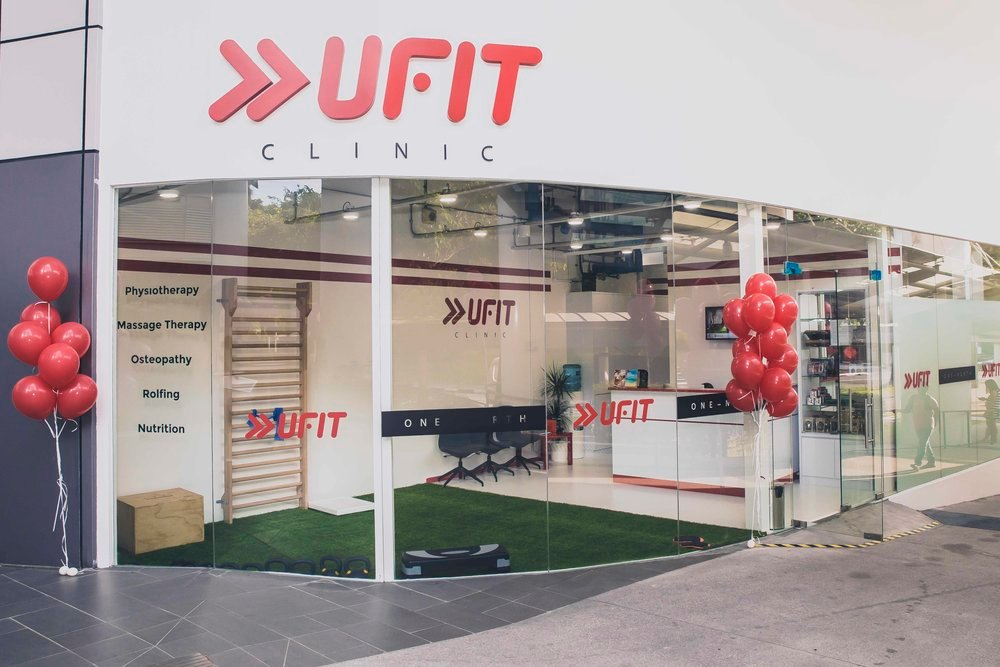 UFIT OneNorth physiotherapy Clinic