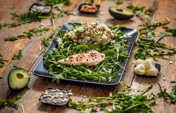 cauliflower-salad-with-roasted-chicken-breast-P8J5JG7