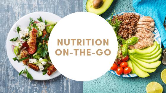 Nutrition on-the-go
