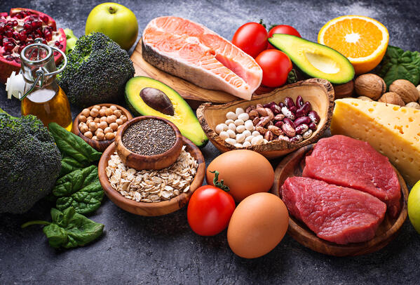 Healthy unprocessed foods, UFIT Nutrition and Personal Training