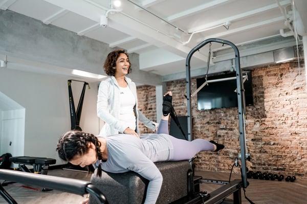 Pilates Instructor UFIT Singapore