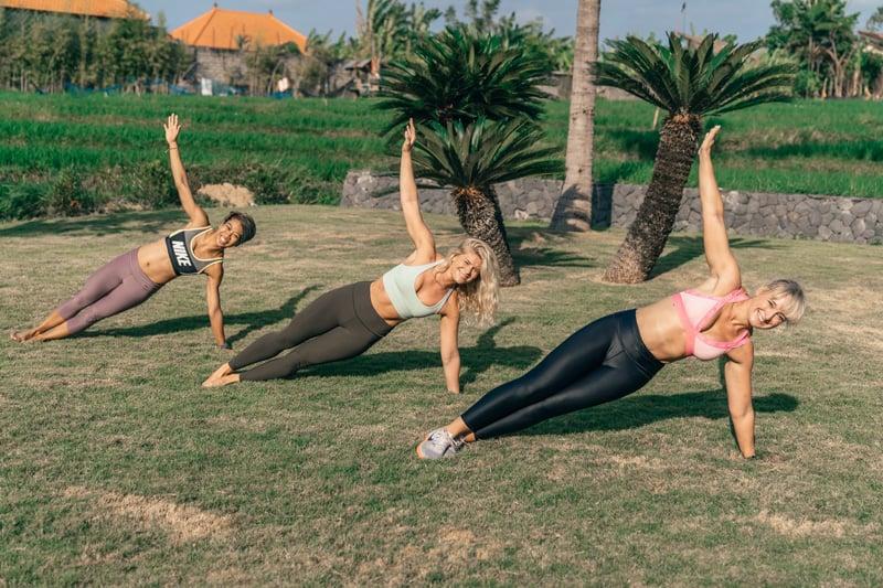 UFIT Bali Retreats Yoga
